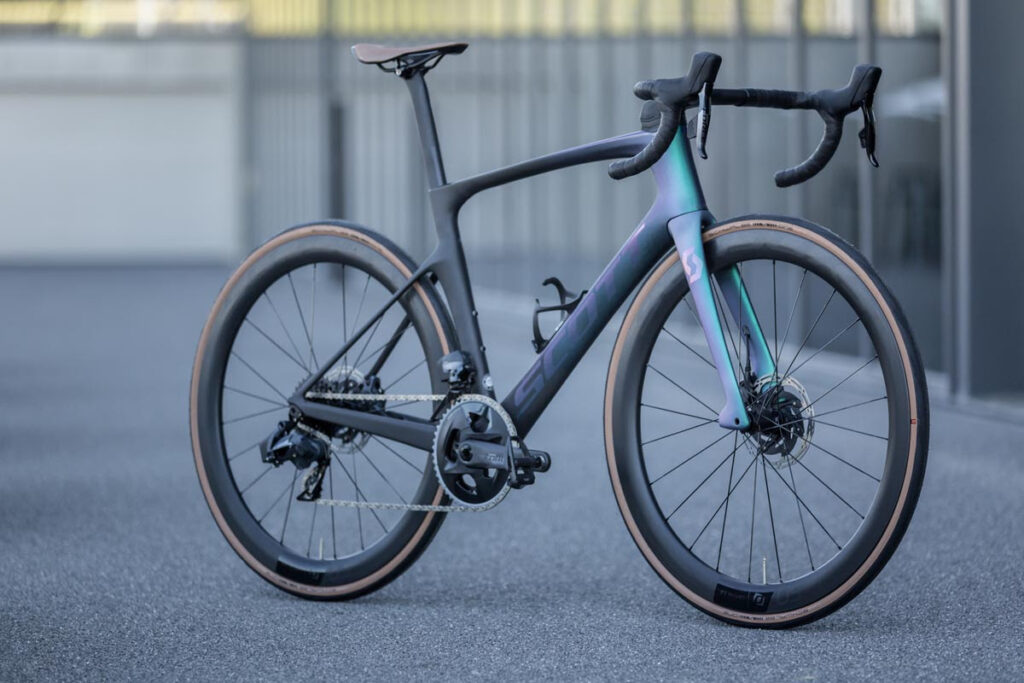 vélo scott foil
